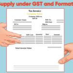 Bill of Supply under GST -min