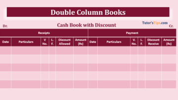 Double column Cash book feature image 1 360x203 - Financial Accounting Tutorial