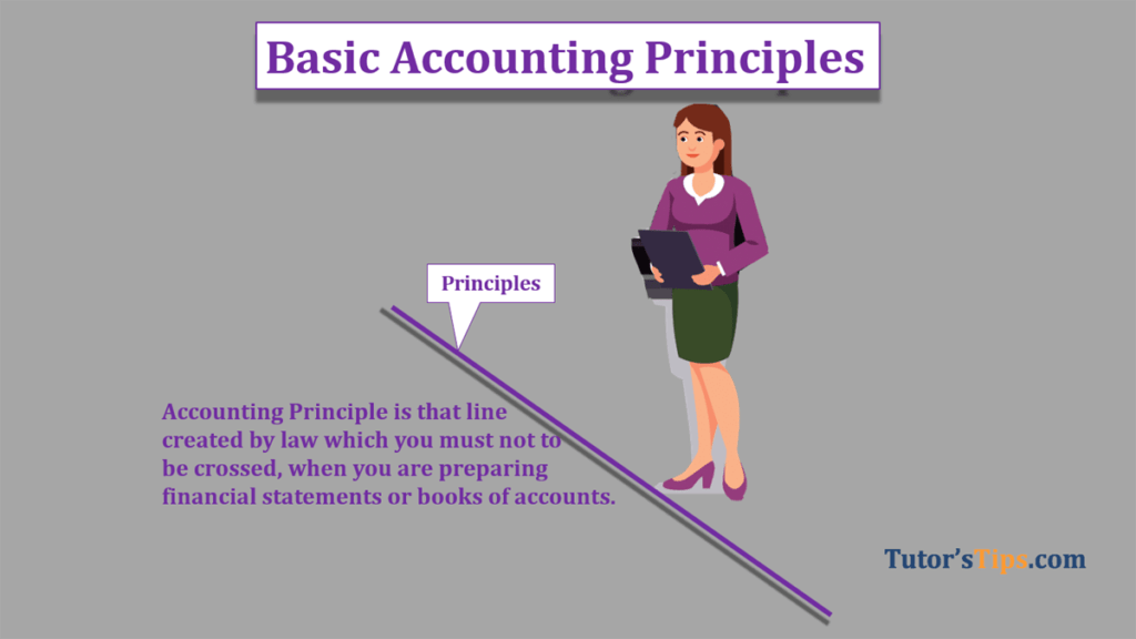 Principle of accounting feature image