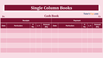 Single column Cash book feature image 1 360x203 - Financial Accounting Tutorial