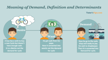 Meaning of Demand Definition and Determinants 360x203 - Business Economics