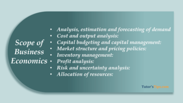 Scope of Business Economics 1 360x203 - Learn Accounting, GST, Economics and Microsoft Excel