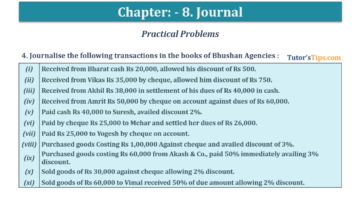 Question No. 4 Chapter No.8 T.S. Grewal 1 Book 2019 360x203 - Chapter No. 8 - Journal - T.S. Grewal 11 Class - Book Solution