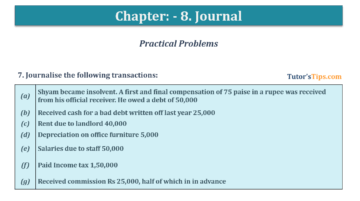 Question No. 7 Chapter No.8 T.S. Grewal 1 Book 2019 360x201 - Chapter No. 8 - Journal - T.S. Grewal 11 Class - Book Solution