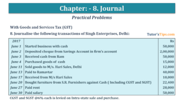 Question No. 8 Chapter No.8 T.S. Grewal 1 Book 2019 360x202 - Chapter No. 8 - Journal - T.S. Grewal 11 Class - Book Solution