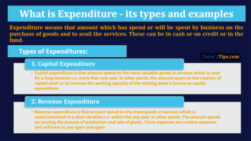 What is Expenditure 1 360x203 - The terminology of Financial Accounting