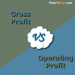 Difference Between Gross Profit and Operating Profit 300x300 - Differences - Financial Accounting
