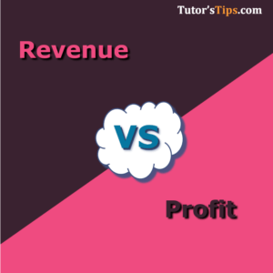 Difference Between Revenue and Profit 300x300 - Differences - Financial Accounting