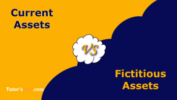 Difference between Current Assets and Fictitious Assets 1 360x203 - Learn Accounting, GST, Economics and Microsoft Excel