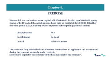 Question No.2 Chapter No.8 T.S. Grewal 2 Book 2019 Solution min min 360x202 - Chapter No. 8 - Company Accounts - Accounting for Share Capital