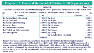 Question 52 Chapter 1 of 2 A min 360x203 - Chapter No. 1 - Financial Statement of Not-For-Profit Organisations