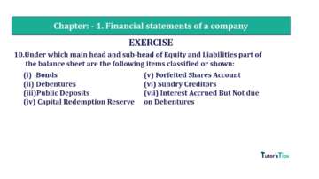 Question No. 10 Chapter No.1 T.S. Grewal 2 Book Part B min 360x202 - Chapter No. 1 - Financial Statements of a Company