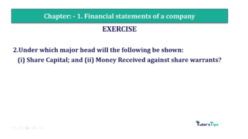 Question No. 2 Chapter No.1 T.S. Grewal 2 Book Part B min 360x202 - Chapter No. 1 - Financial Statements of a Company