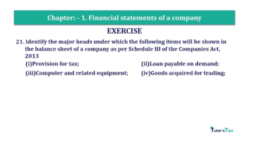 Question No. 21 Chapter No.1 T.S. Grewal 2 Book Part B min 360x202 - Chapter No. 1 - Financial Statements of a Company