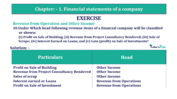 Question No. 30 Chapter No.1 T.S. Grewal 2 Book Part B min 360x202 - Chapter No. 1 - Financial Statements of a Company