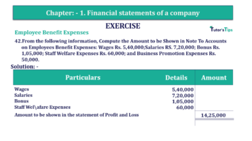 Question No. 42 Chapter No.1 T.S. Grewal 2 Book Part B min 360x202 - Chapter No. 1 - Financial Statements of a Company