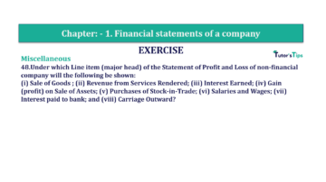 Question No. 48 Chapter No.1 T.S. Grewal 2 Book Part B min 360x202 - Chapter No. 1 - Financial Statements of a Company