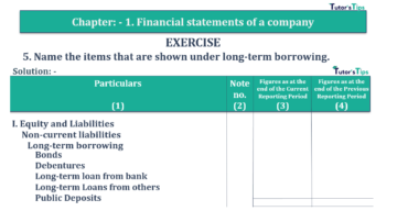 Question No. 5 Chapter No.1 T.S. Grewal 2 Book Part B min 360x202 - Chapter No. 1 - Financial Statements of a Company