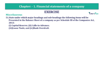 Question No. 51 Chapter No.1 T.S. Grewal 2 Book Part B min 360x202 - Chapter No. 1 - Financial Statements of a Company
