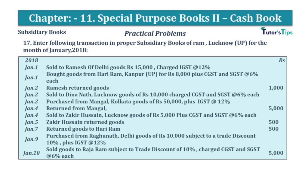 Question No.17 Chapter No.11 T.S. Grewal 1 Book 2019 Solution min min 1024x576 - Question No 17 Chapter No 11 - T.S. Grewal 11 Class