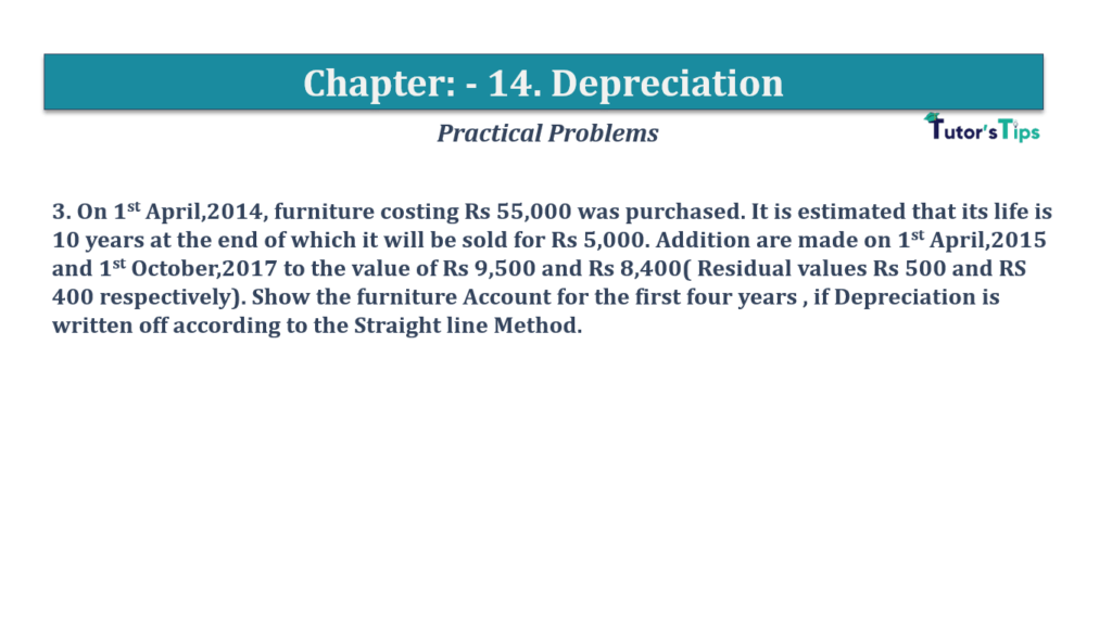 Question No 3 Chapter No 14