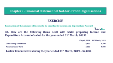Question No.34 Chapter No.1 T.S. Grewal 2 Book Part A 2019 Solution min min 360x202 - Chapter No. 1 - Financial Statement of Not-For-Profit Organisations