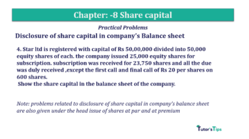 Question No.4 Chapter No.8 T.S. Grewal 2 Book 2019 Solution min min 360x202 - Chapter No. 8 - Company Accounts - Accounting for Share Capital