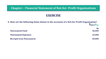 Question No.6 Chapter No.1 T.S. Grewal 2 Book Part A 2019 Solution min min 360x202 - Chapter No. 1 - Financial Statement of Not-For-Profit Organisations