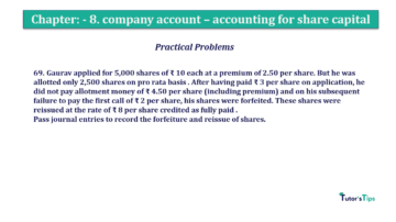 Question No.69 Chapter No.8 T.S. Grewal 2 Book 2019 Solution min min 360x202 - Chapter No. 8 - Company Accounts - Accounting for Share Capital