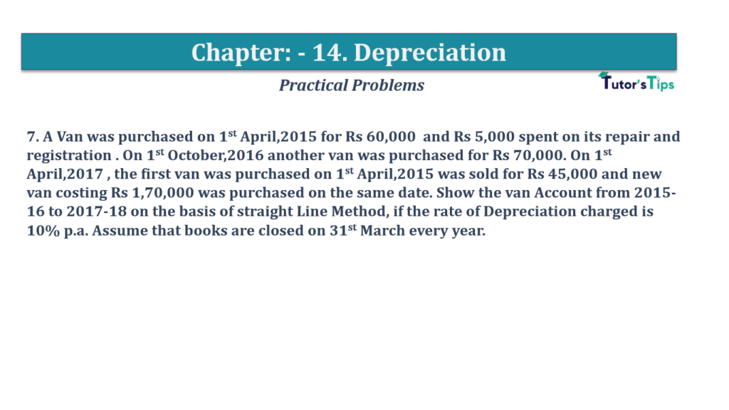 Question No 7 Chapter No 14