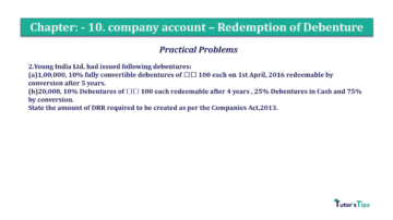 Question No. 02 Chapter No.10 T.S. Grewal 2 Book Part B min 360x202 - Chapter No. 10 - Redemption of Debentures - Solution - Class 12
