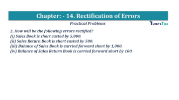 Question No.02 Chapter No.17 T.S. Grewal 1 Book 2019 Solution min min 360x202 - Chapter No. 17 - Rectification of Errors- Solution