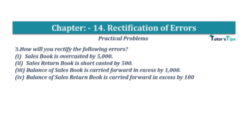 Question No.03 Chapter No.17 T.S. Grewal 1 Book 2019 Solution min min 360x202 - Chapter No. 17 - Rectification of Errors- Solution