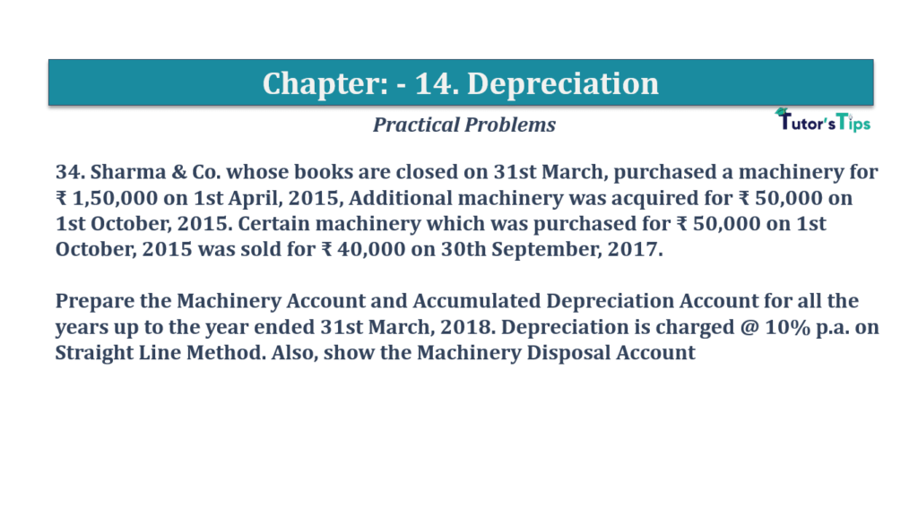 Question No 34 Chapter No 14