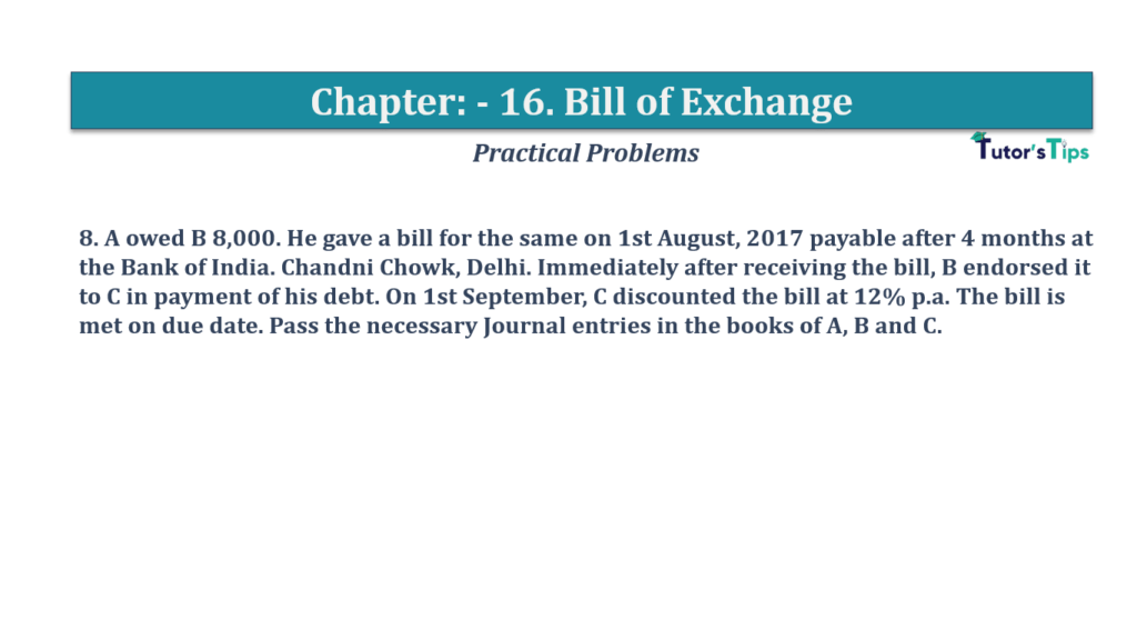 Question No 8 Chapter No 16