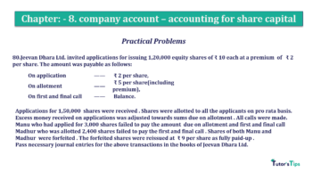Question No.80 Chapter No.8 T.S. Grewal 2 Book 2019 Solution min min 360x202 - Chapter No. 8 - Company Accounts - Accounting for Share Capital