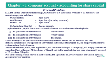 Question No.83 Chapter No.8 T.S. Grewal 2 Book 2019 Solution min min 360x202 - Chapter No. 8 - Company Accounts - Accounting for Share Capital