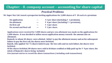 Question No.90 Chapter No.8 T.S. Grewal 2 Book 2019 Solution min min 360x202 - Chapter No. 8 - Company Accounts - Accounting for Share Capital