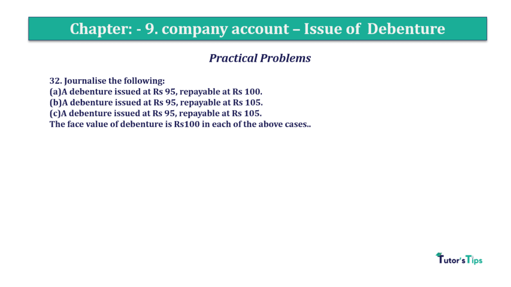 Question 32 Chapter 9 of +2-A