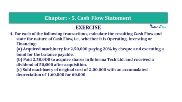 Question No. 04 Chapter No.5 T.S. Grewal 2 Book Part B min 360x202 - Chapter No. 5 - Cash Flow Statement - Solution - Class 12