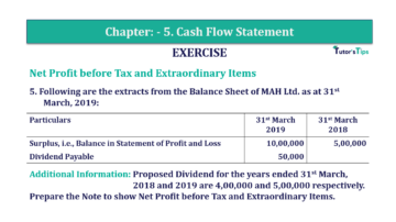 Question No. 05 Chapter No.5 T.S. Grewal 2 Book Part B min 360x202 - Chapter No. 5 - Cash Flow Statement - Solution - Class 12