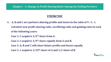 Question No.04 Chapter No.4 T.S. Grewal 2 Book 2019 Solution min min 360x202 - Chapter No. 4 – Change in Profit-Sharing Ratio Among the Existing Partners - Solution