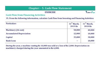 Question No.35 Chapter No.5 T.S. Grewal 2 Book 2019 Solution min min 360x202 - Chapter No. 5 - Cash Flow Statement - Solution - Class 12