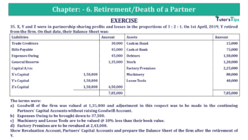 Q 35 CH 6 T.S. Grewal 2 Book 2019 Solution min 360x203 - Chapter No. 6 - Retirement/Death of a Partner - Solution - Class 12