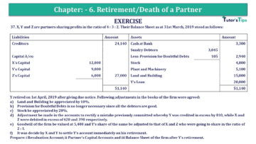 Q 37 CH 6 T.S. Grewal 2 Book 2019 Solution min 360x203 - Chapter No. 6 - Retirement/Death of a Partner - Solution - Class 12