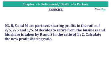 Question No.03 Chapter No.6 T.S. Grewal 2 Book 2019 Solution min min 360x203 - Chapter No. 6 - Retirement/Death of a Partner - Solution - Class 12