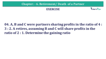 Question No.04 Chapter No.6 T.S. Grewal 2 Book 2019 Solution min min 360x203 - Chapter No. 6 - Retirement/Death of a Partner - Solution - Class 12