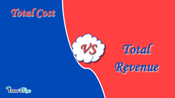 Difference between Total Cost and Total Revenue min 360x203 - Differences - Economics