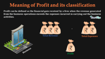 Meaning of Profit and its classification min 360x203 - Business Economics