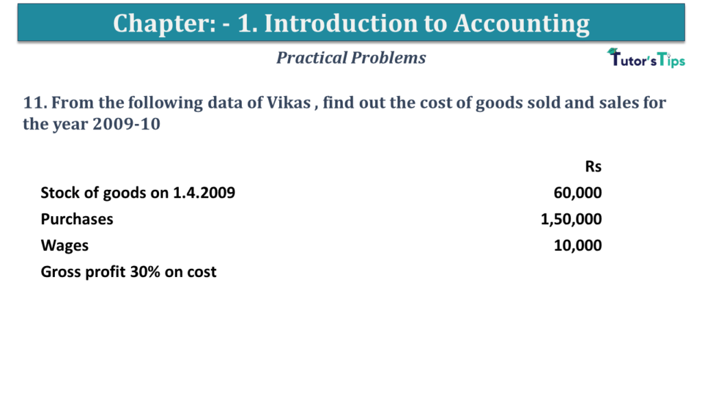 Question No 11 Chapter No 1